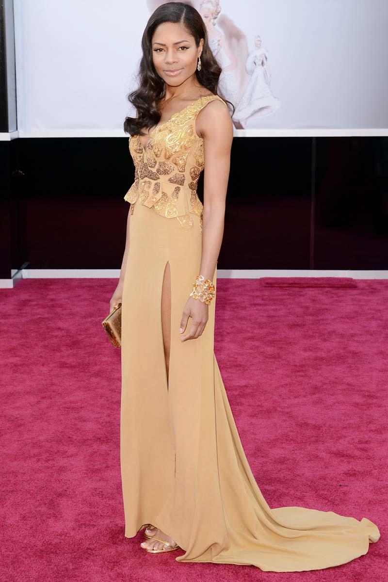 2013 el año de los vestidos con cola en los premios Oscar