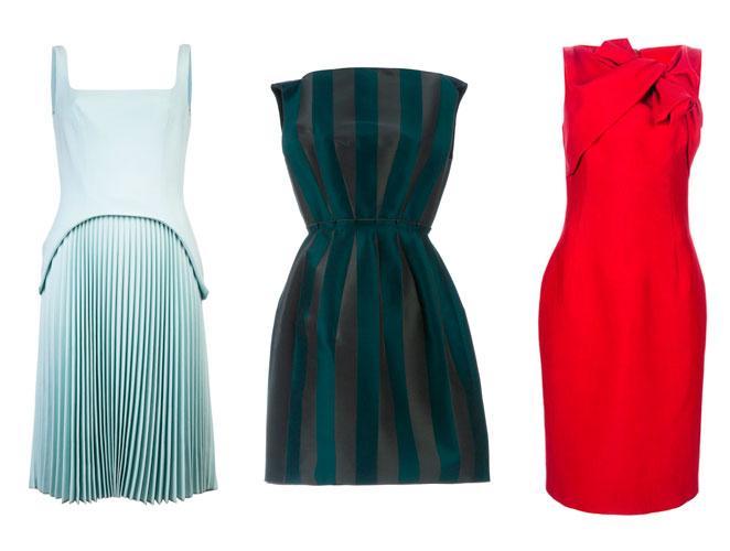 Vestidos modernos para mujeres de 40