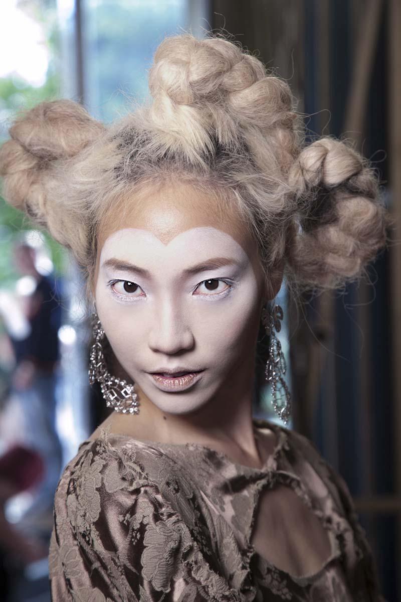 Peinados japoneses para mujeres