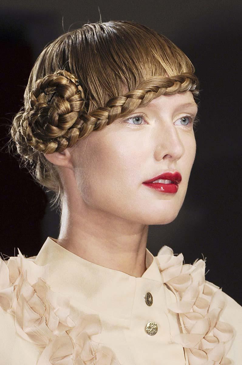Los 20 Peinados Mas Atrevidos Vistos En Las Pasarelas Moda