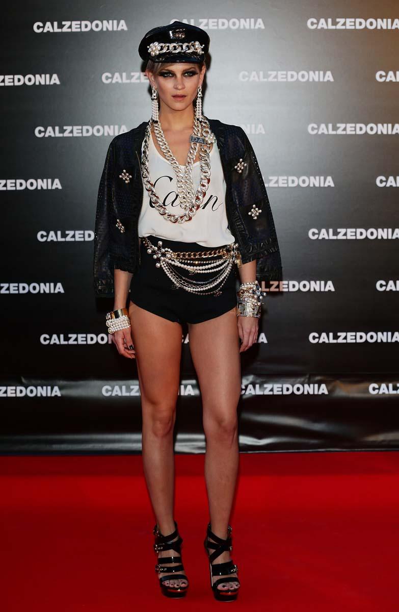 Mientras dormias las celebrities brillaban en la red carpet del Calcedonia Summer Show