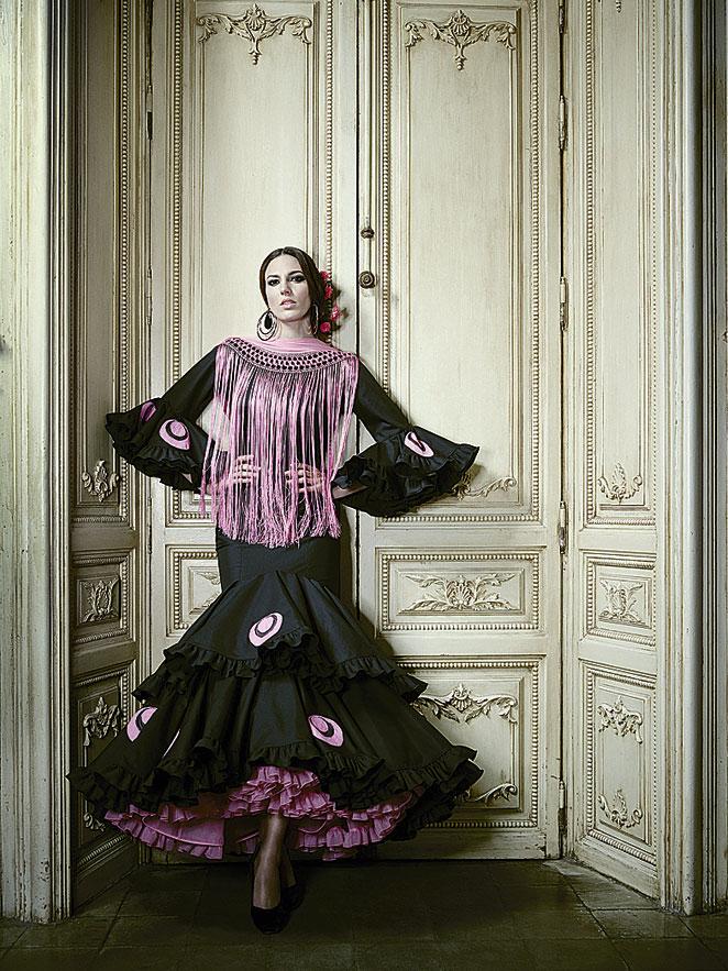 e0e78290c El traje de flamenca, un negocio con arte | Actualidad, Moda | S ...