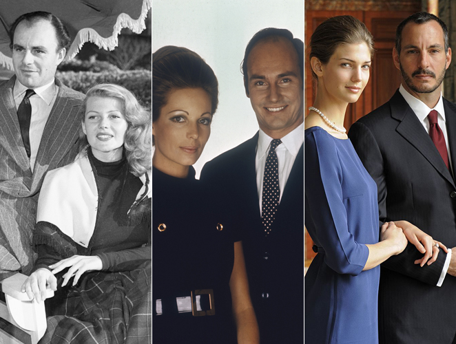 La dinastía de casanovas que sólo acepta a reinas de la belleza