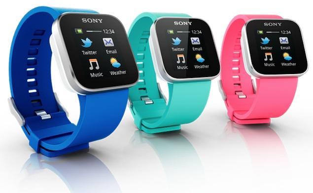 El SmartWatch de Sony, un modelo pionero que funciona con Android
