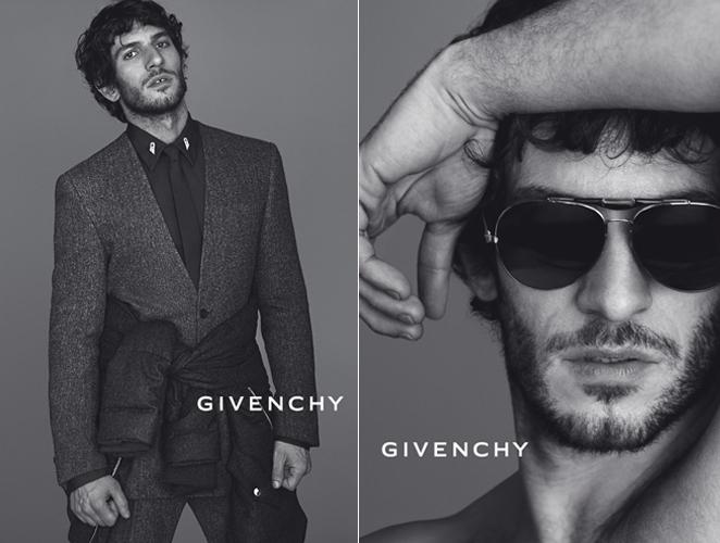 Quim Gutiérrez, el nuevo rostro de Givenchy