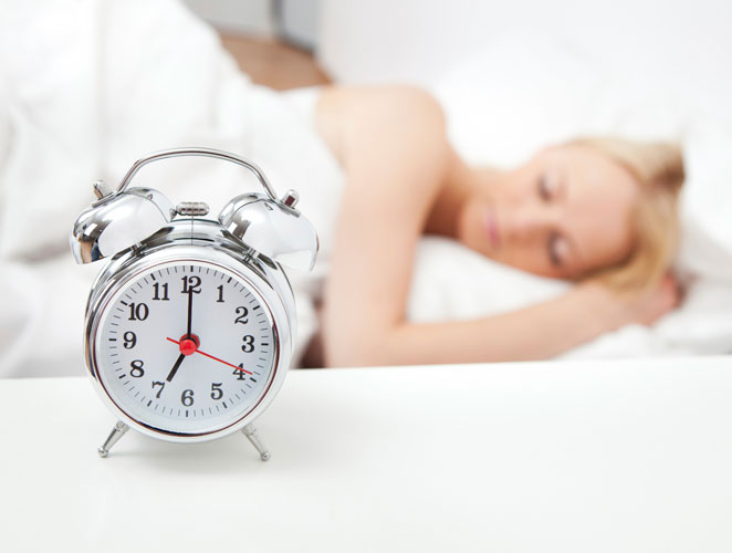 ¿Se puede adelgazar mientras dormimos?
