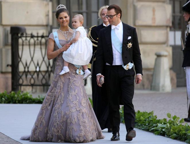 Todos los invitados a la boda de Magdalena de Suecia