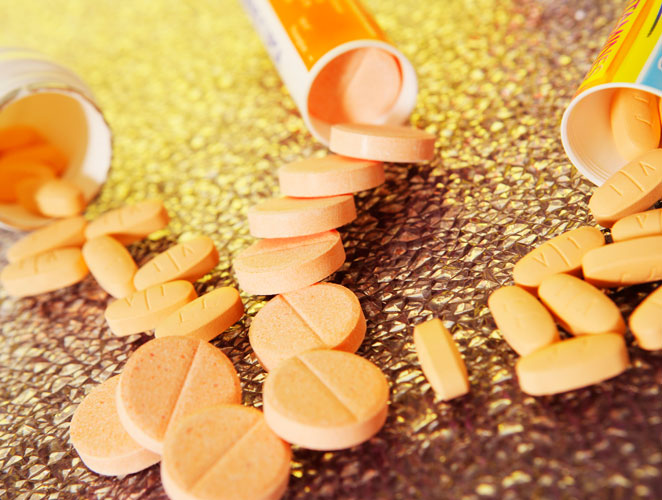 ¿Son saludables los complementos vitamínicos?