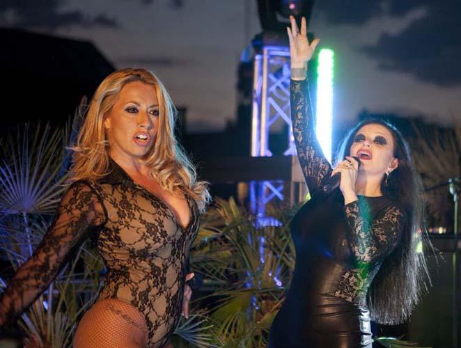 MasterCard y S Moda celebran 'Moda y música en las alturas'