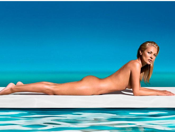 ¿Es Kate Moss la 'top' más exhibicionista de la historia?