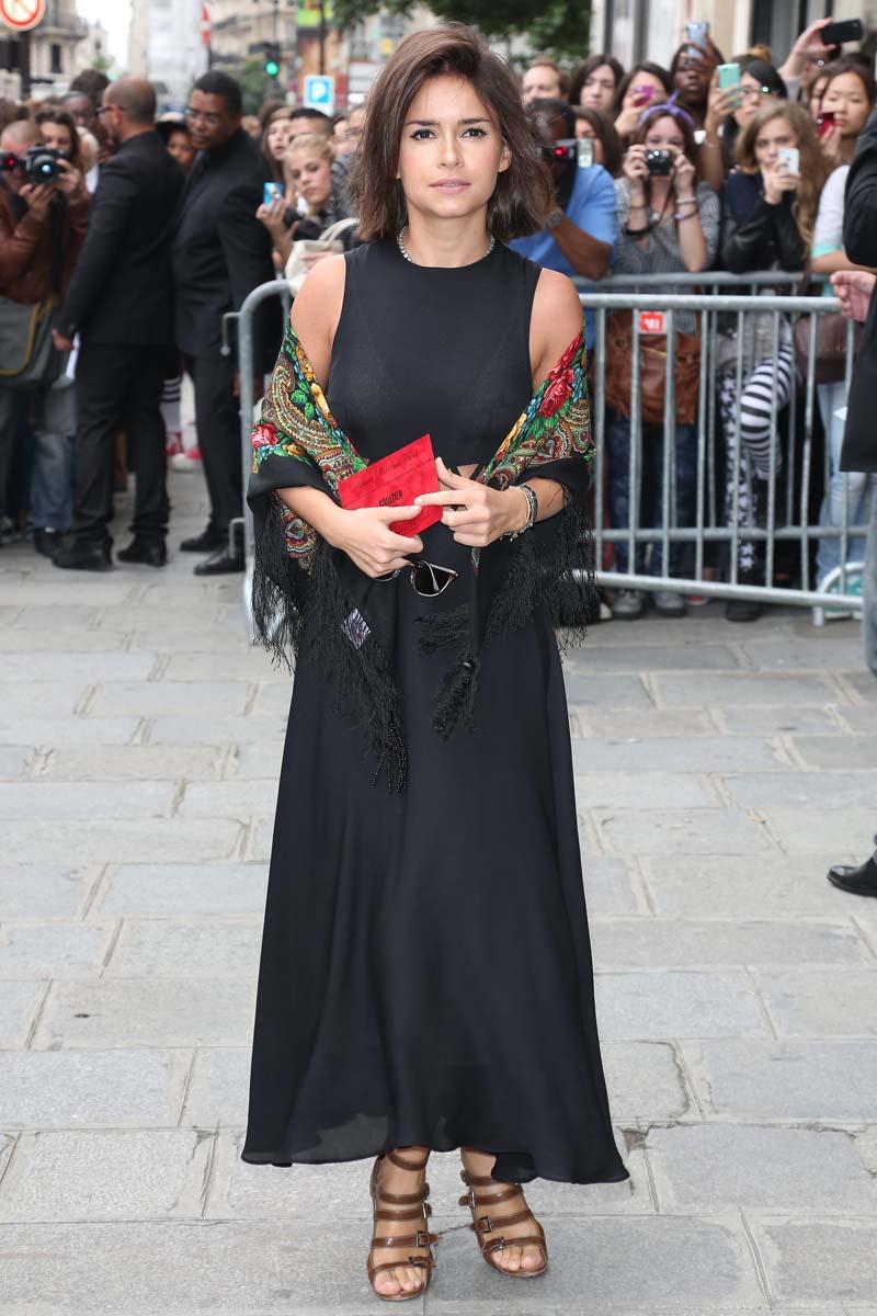 Miroslava Duma el diamante en bruto de la moda