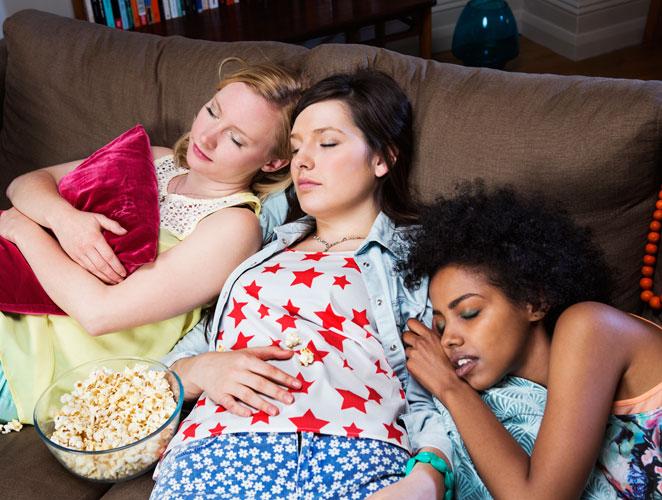 Las chicas también roncan (pero tiene solución)