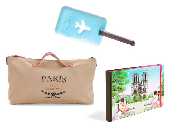 Inspiración compras: esenciales para viajar