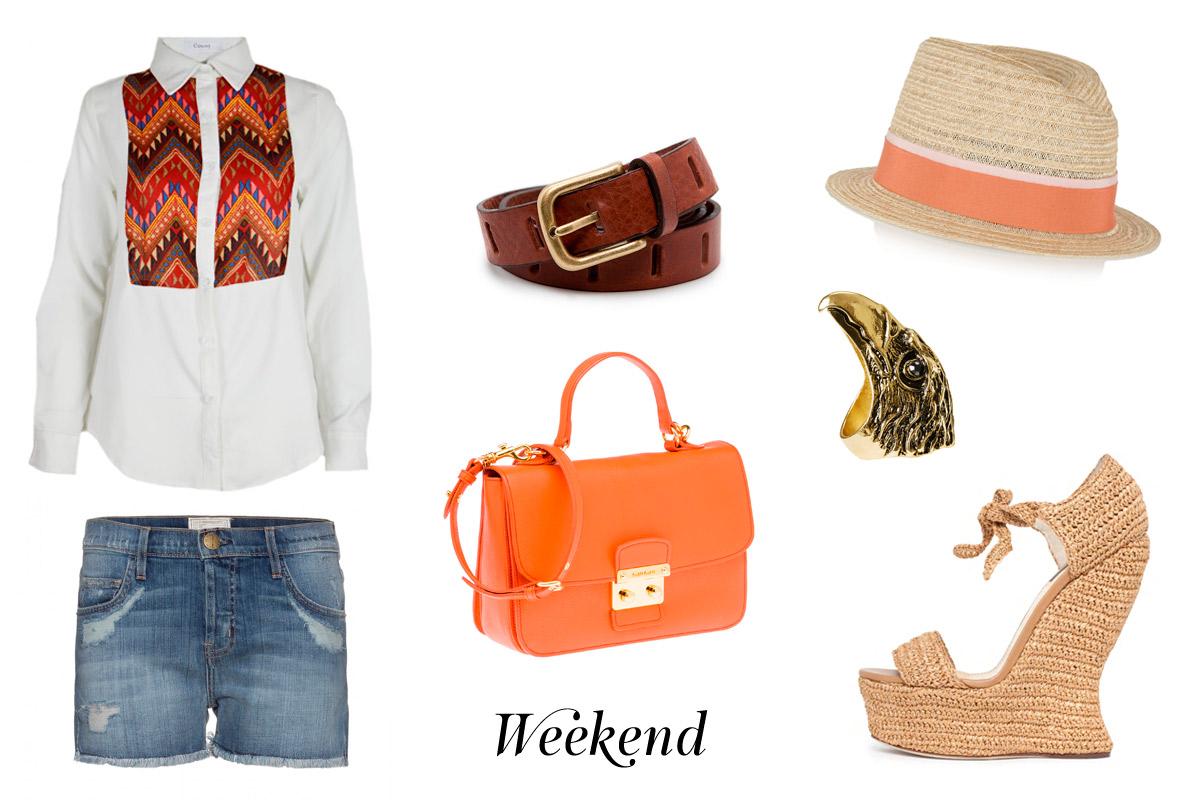 look weekend