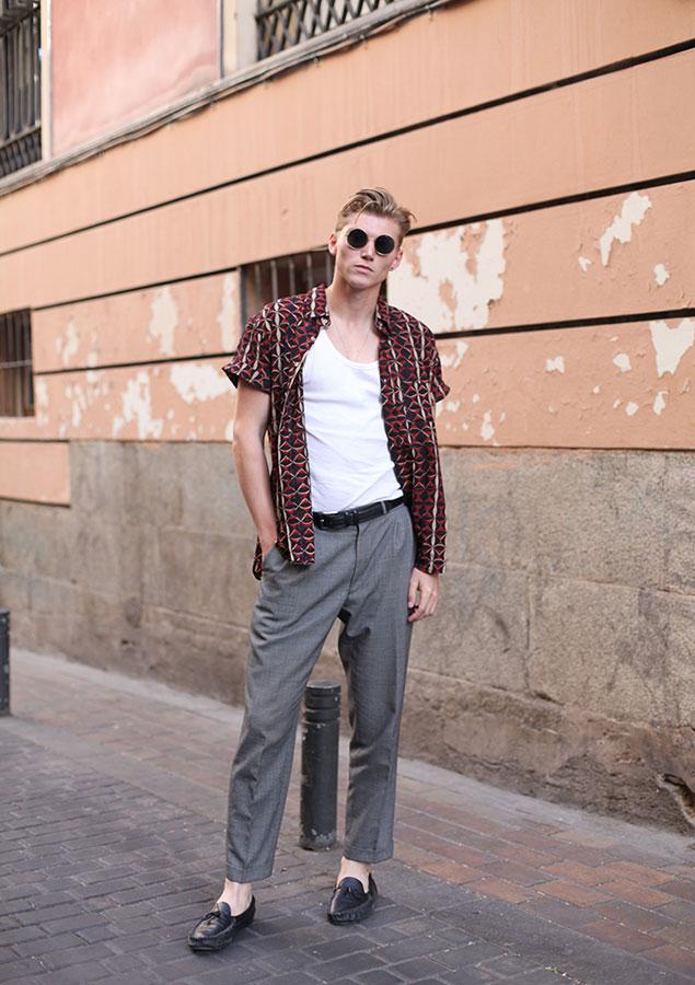 El Estilo Atemporal Del Hombre Elegante Actualidad Moda S Moda