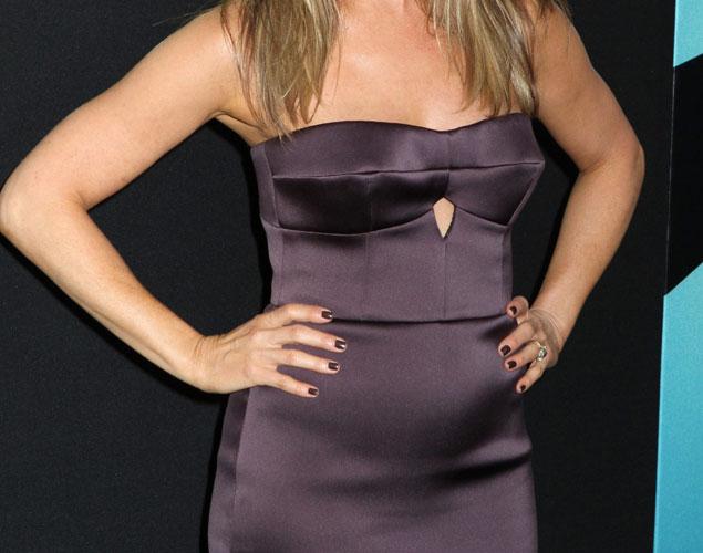 ¿Las fotos que confirman que Jennifer Aniston está embarazada?