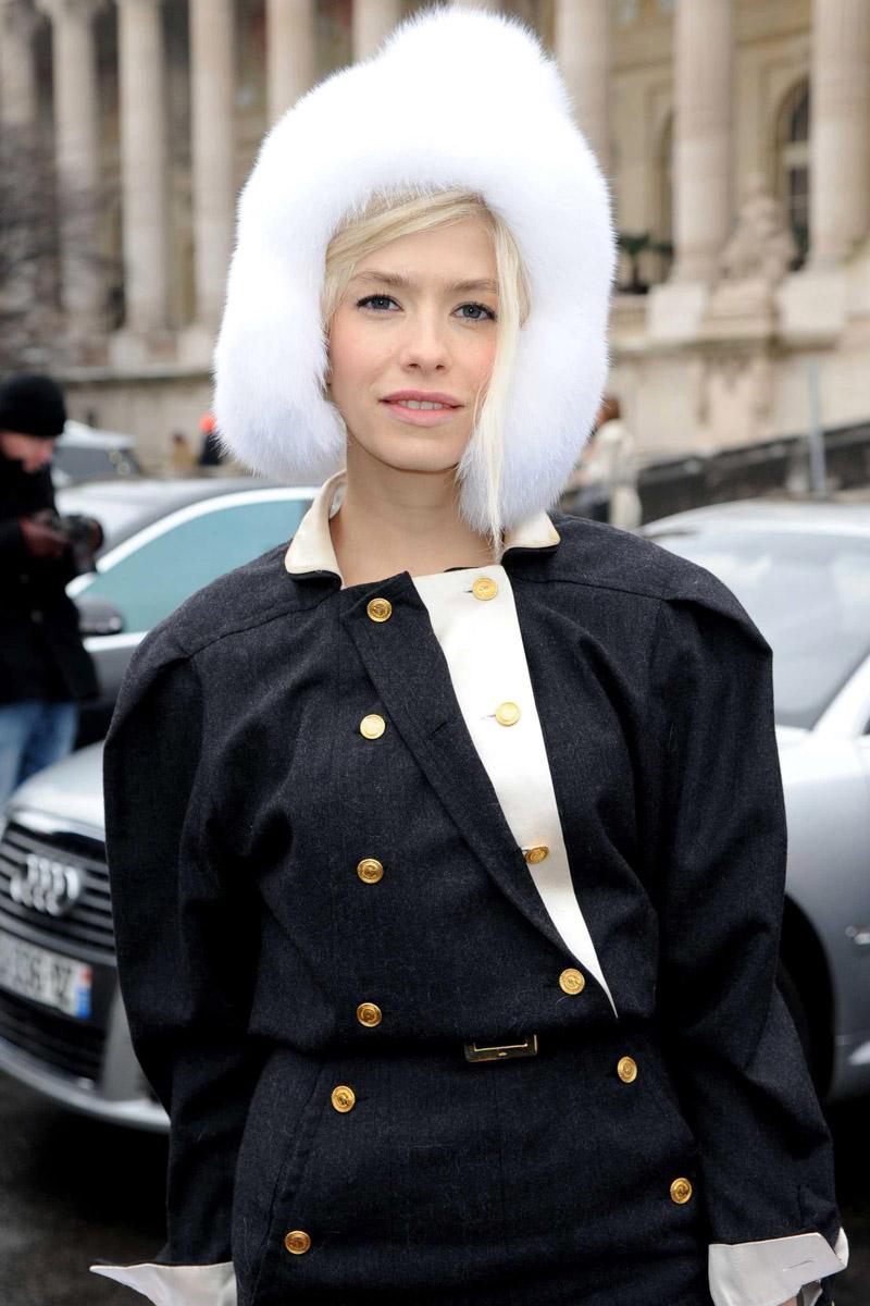 Elena Perminova la it girl con sangre rusa
