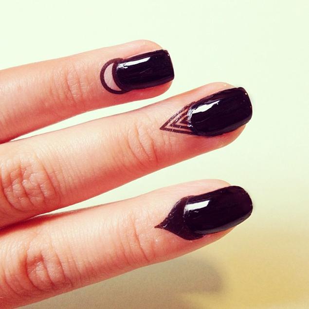 'Tattoos' para cutículas, el nuevo 'nail art'
