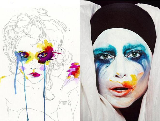 Las 'musas' catalanas que inspiran a Lady Gaga