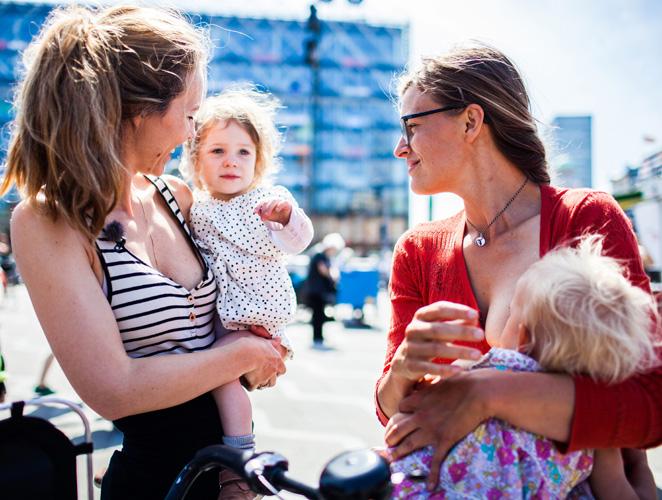 Primark cabrea a las madres lactantes