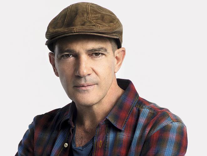 Antonio Banderas: «La ropa me la compra Melanie»