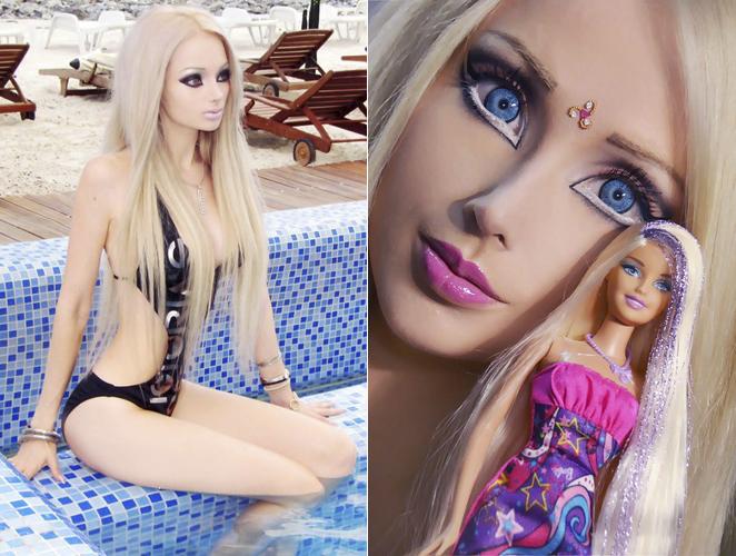 Seis locuras que debes saber sobre la Barbie humana