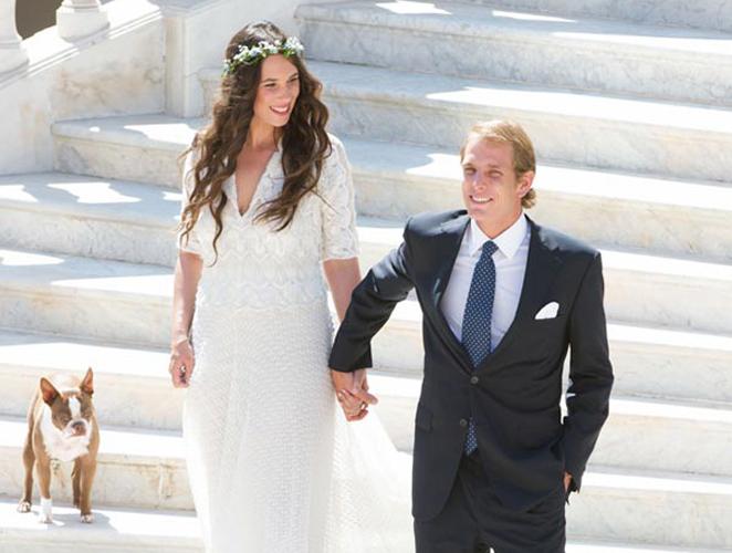 Cover boda Mónaco
