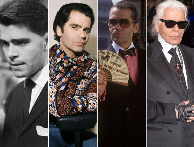 Karl Lagerfeld, ¿80 años? de incontinencia verbal