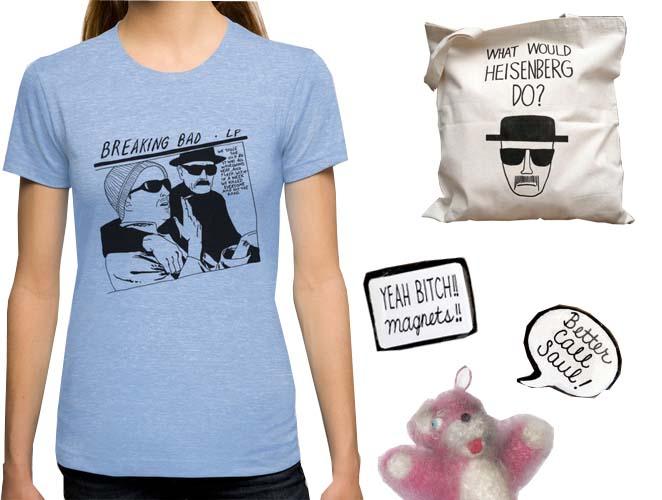 Del osito rosa a 'Sonic Meth': compras para superar el final de 'Breaking Bad'