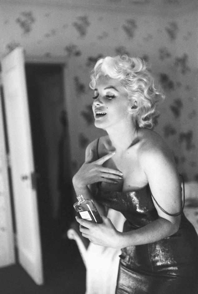 Marilyn Chanel número 5
