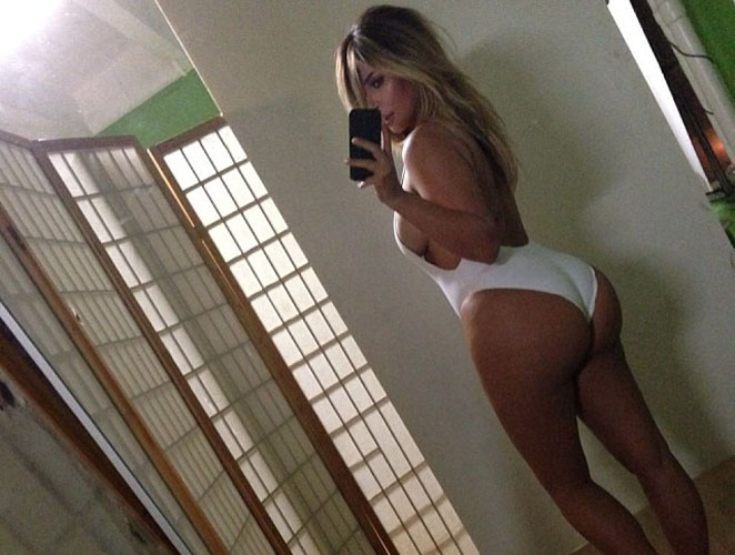 El 'sexting' de Kim Kardashian y Kanye West revoluciona Internet