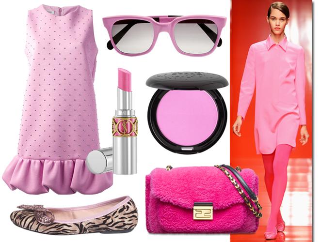 Shopping especial contra el cáncer de mama
