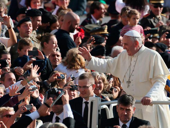 'Habemus' nuevo icono pop: el Papa