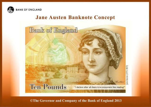 Libra Jane Austen