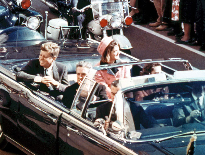 Mrs Kennedy vestido