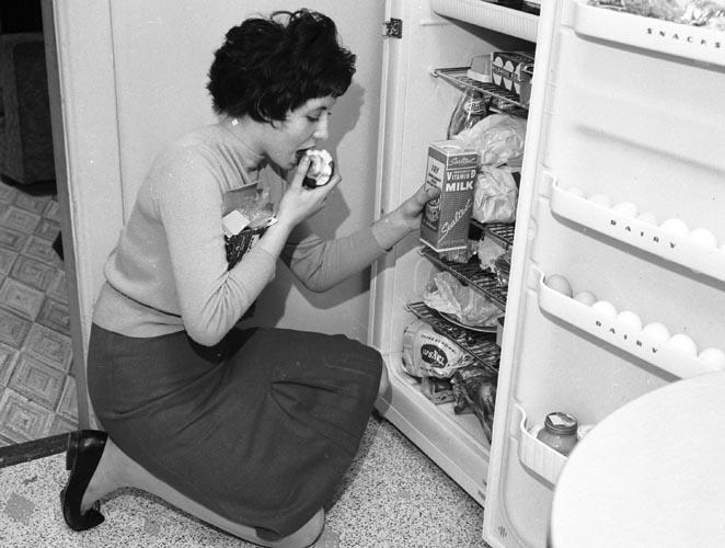 ¿Comes más cuando te estresas?
