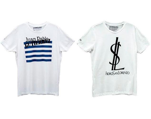 Camisetas La Mexique