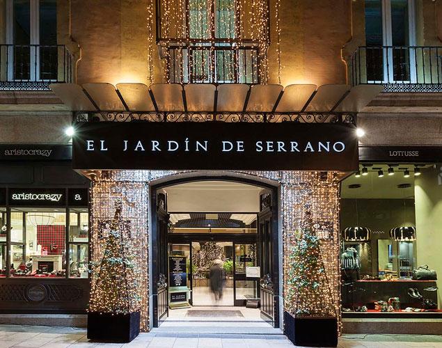 Jardin Serrano