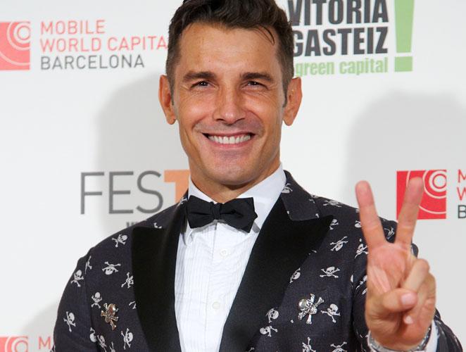 """Jesús Vázquez: """"Todos los hombres deberían ponerse falda al menos una vez en la vida"""""""
