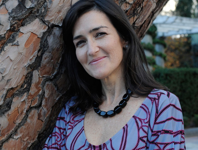 "Ángeles González-Sinde: ""Empecé a llevar tacones cuando me nombraron ministra"""