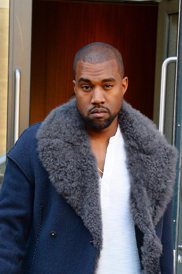 Kanye dentro