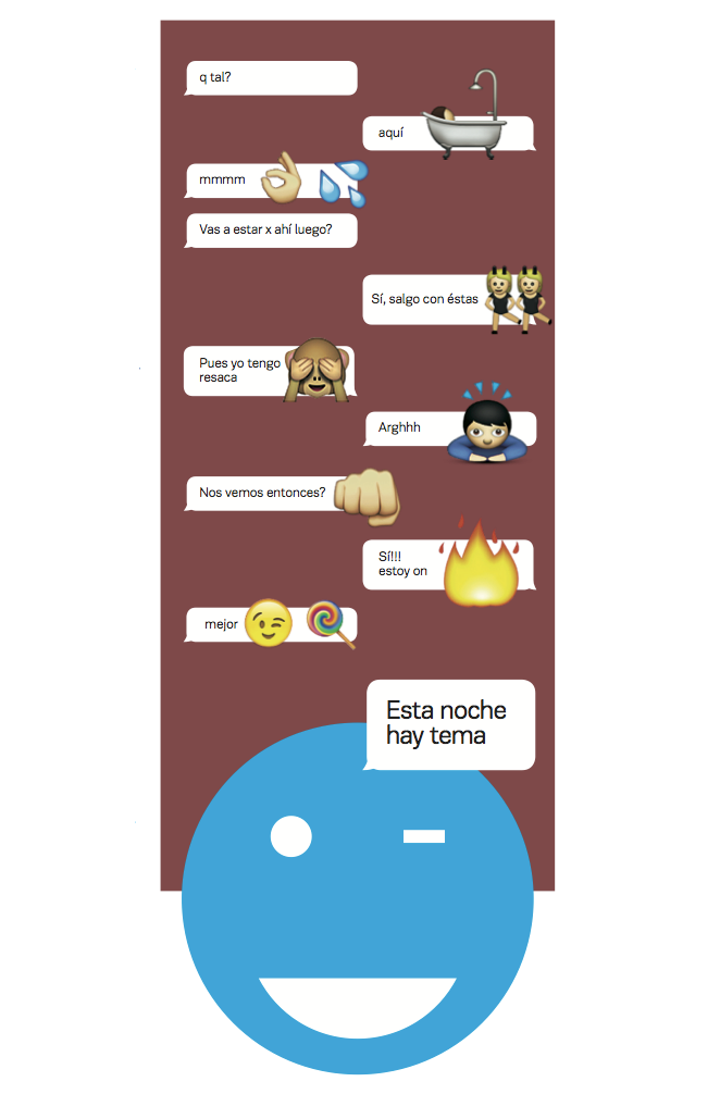 Díselo Con Emojis La Nueva Gramática Parda Actualidad Moda S