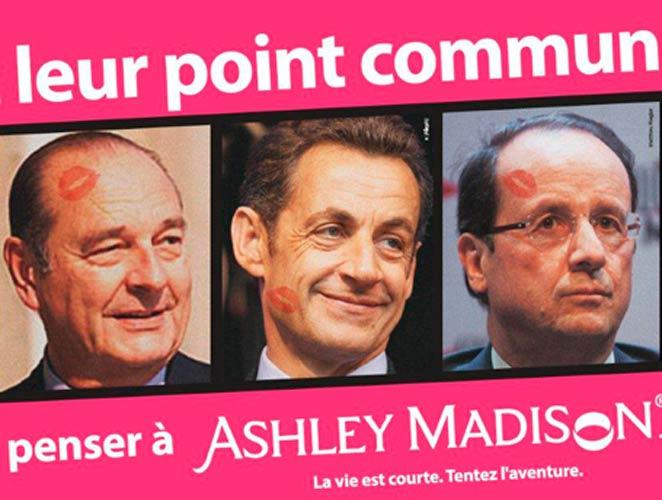 Presidentes franceses: Libertad, igualdad e infidelidad
