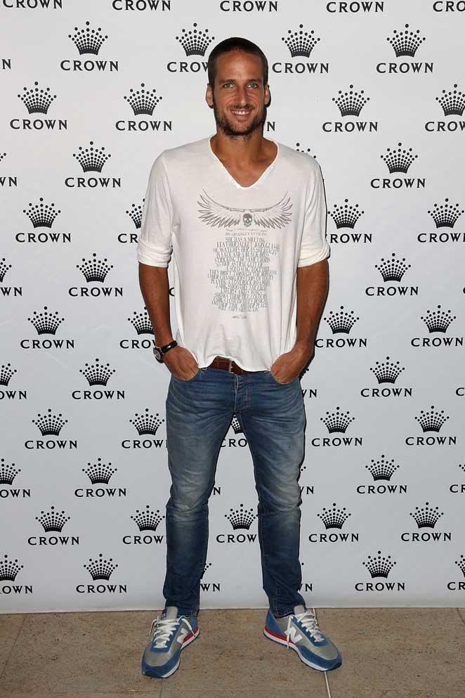 """Feliciano López: """"Me encanta Wimbledon: allí aún exigen pantalón corto y camiseta blanca"""""""