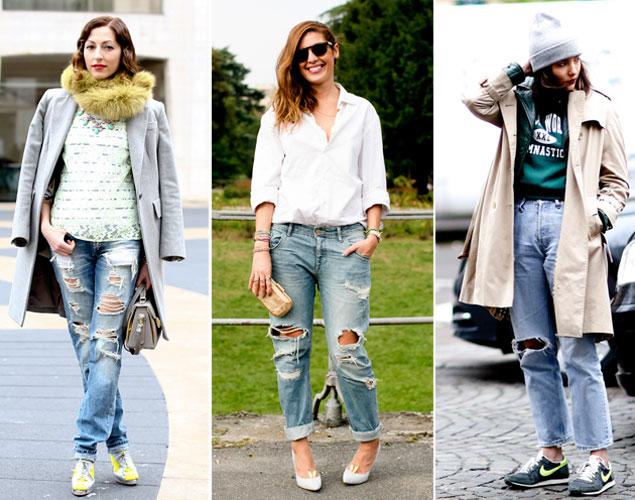 Esta Primavera Destrozaras Otra Vez Tus Vaqueros Actualidad Moda S Moda El Pais