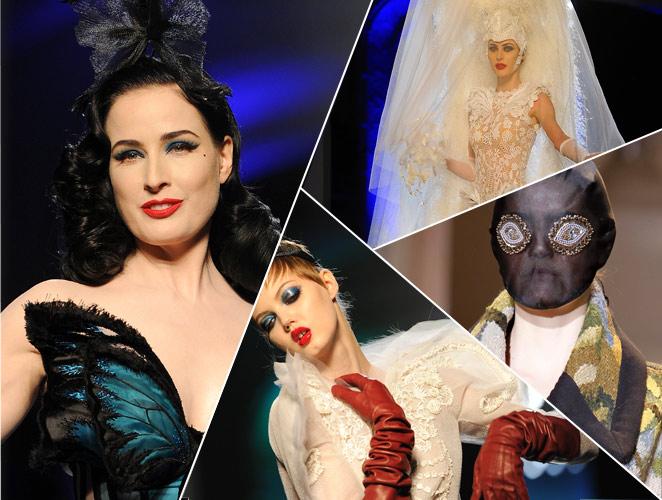 París Alta Costura día 3: burlesque, el arte de Margiela y la elegancia de Elie Saab