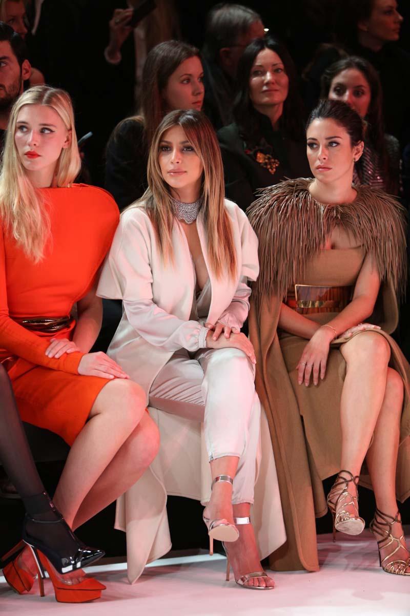 Blanca Suárez y Kim Kardashian