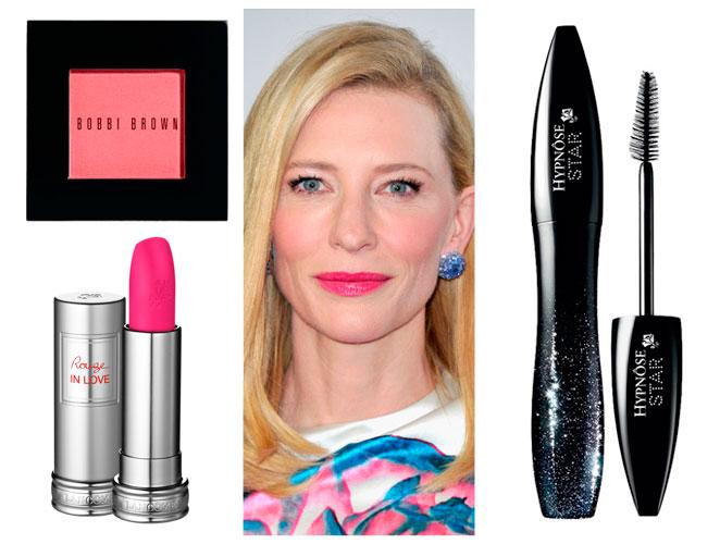 La inspiración para maquillarte está en Cate Blanchett