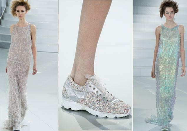 acf04e4ab0 Por qué no es tan raro que la Alta Costura vaya en zapatillas