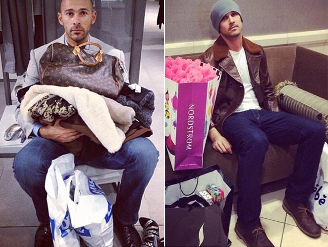 89db657ffeeae Cómo sobrevivir a una tarde de compras con tu pareja